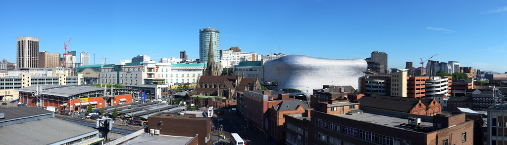 PHOTO: Birmingham Panorama