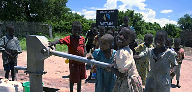 PHOTO: Borehole, Kasthinula, Malawi