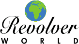 LOGO: Revolver World